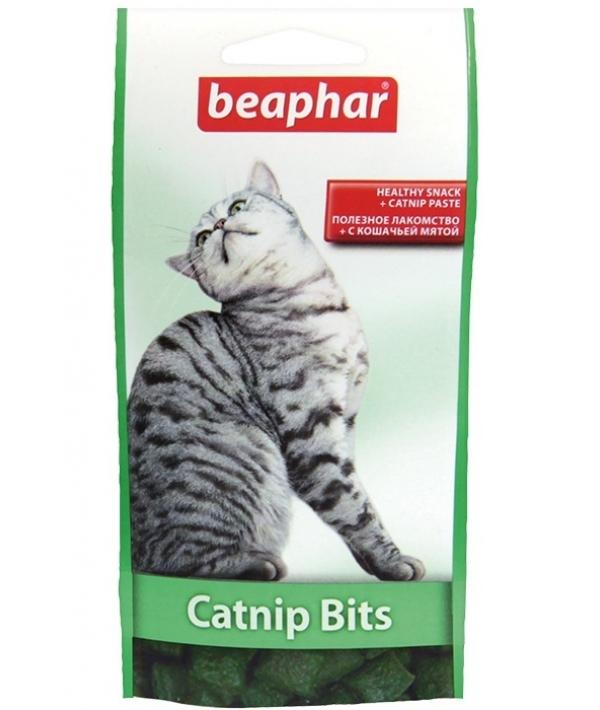 Лакомство для кошек с кошачьей мятой (Catnip Bits), 75шт. (12623)