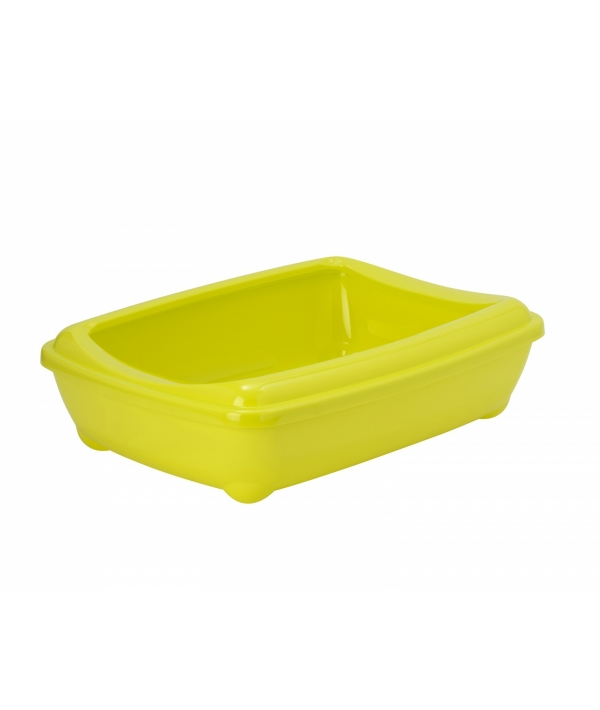 Туалет – лоток большой с рамкой artist large + rim, 57х43х15 jumbo лимонно – желтый (Arist o tray with rim 57cm jumbo) MOD – C222 – 329 – P8.