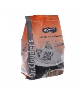 Для кошек с индейкой и печенью – Сухой корм