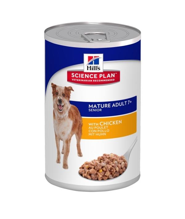 Консервы Для пожилых собак с курицей (Senior/Mature Original) 8055U