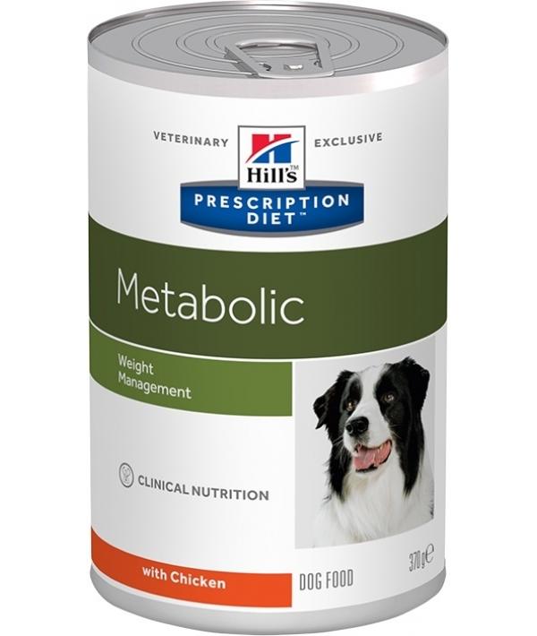 Консервы для улучшения метаболизма (коррекции веса) у собак (Canine Metabolic)2101M