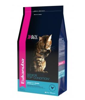 Для пожилых кошек от 7 лет c курицей (Adult Top Condition 7+) 10144098