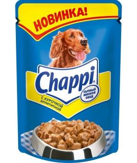 Паучи для собак – курочка аппетитная, 10114972