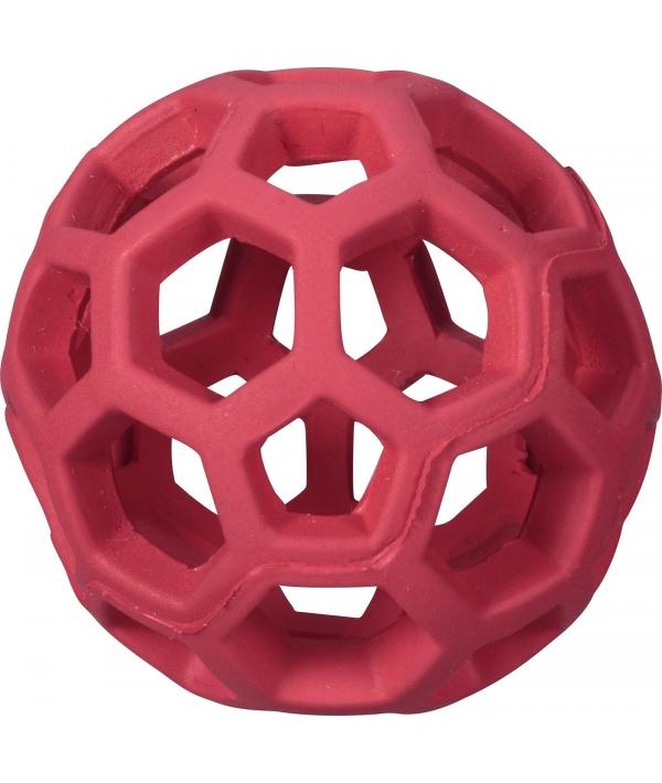 Ажурный резиновый мяч мини, 5 см (JW Pet HOL – EE ROLLER MINI) 43109