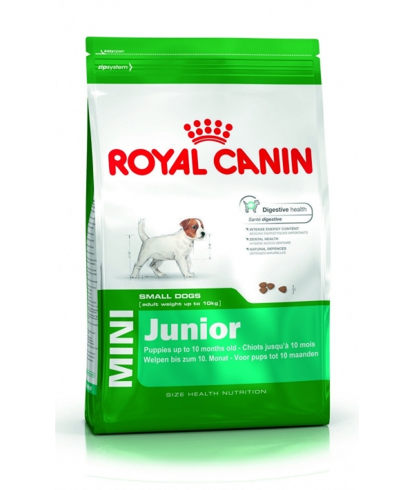 Для щенков малых пород: 2–10 мес. (Mini Junior) 305008/ 305108