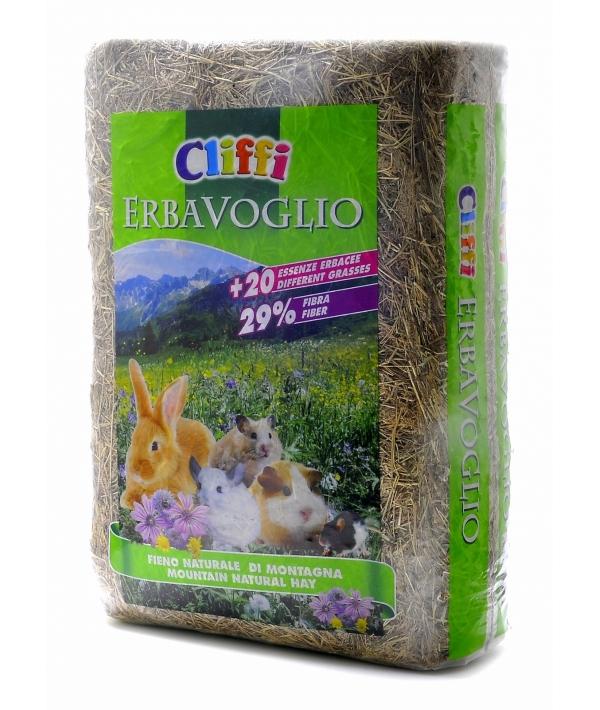 Сено, богатое клетчаткой, для кроликов и мелких домашних грызунов (ERBAVOGLIO) ACRA044
