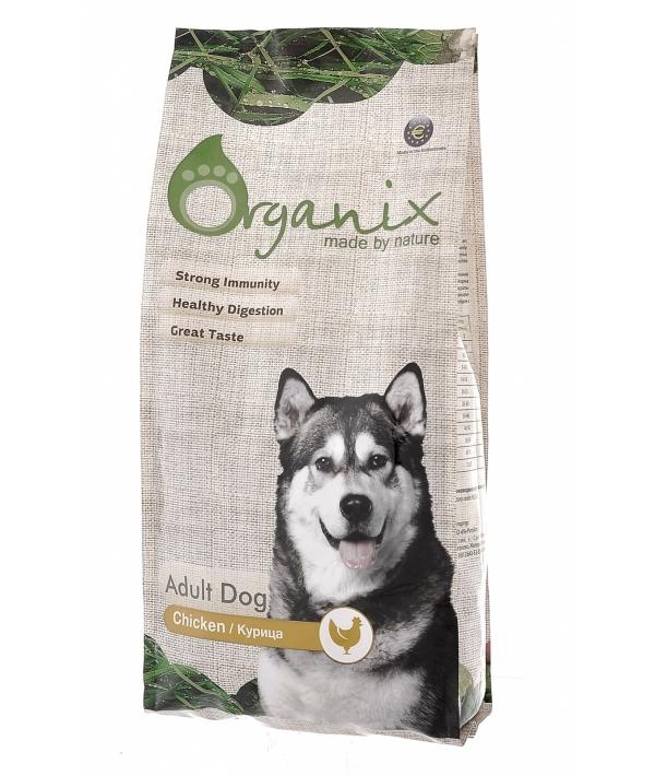 Для взрослых собак с курицей и цельным рисом (Adult Dog Chicken)