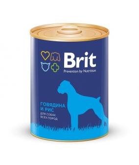 Консервы для собак с говядиной и рисом (Beef & Rice) 9280