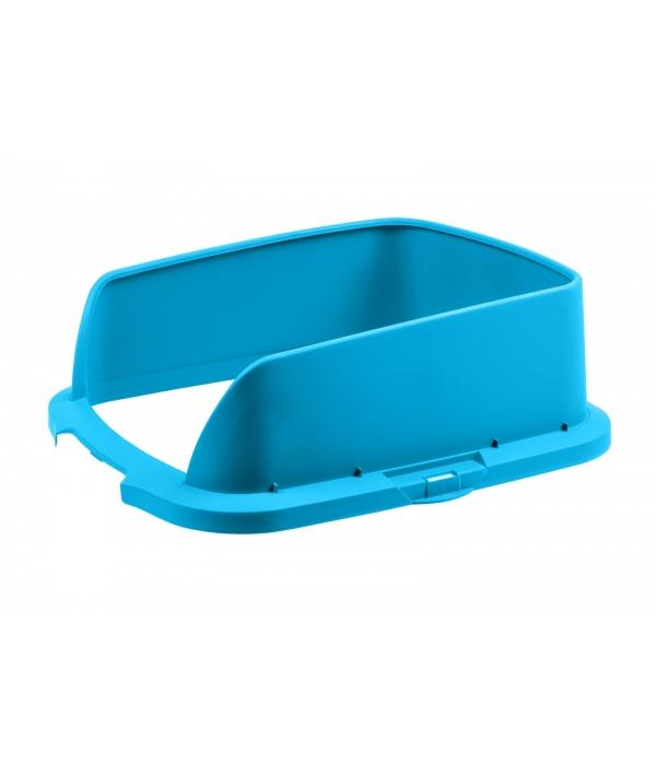 Высокие бортики для туалета Cateco синие (CATECO® Extension blue)