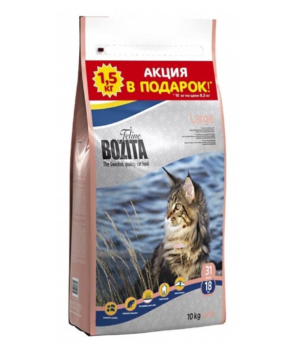 Для взрослых и молодых Кошек Крупных пород (Feline Funktion Large 31/18)