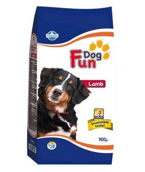Fun Dog Сухой корм для собак с ягненком 9204
