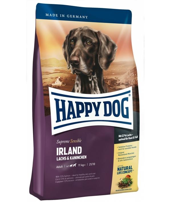 Ирландия: для чувств.собак: лосось+кролик (Ireland)