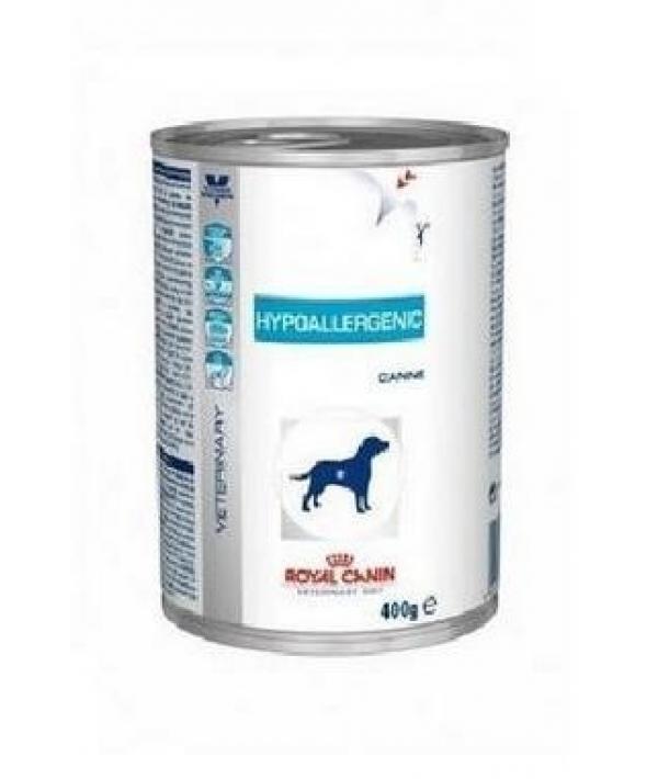 Консервы для собак при пищевой аллергии (Hypoallergenic) 769004