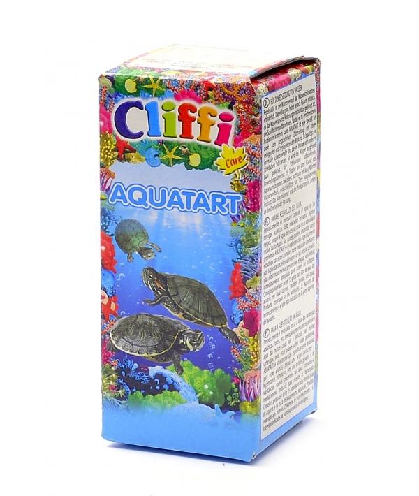 Капли для смягчения воды в аквариуме черепах (Acquatart) PCAS401