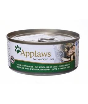 Консервы для Кошек с филе Тунца и морской капустой (Cat Tuna Fillet & Seaweed) 1009CE – A