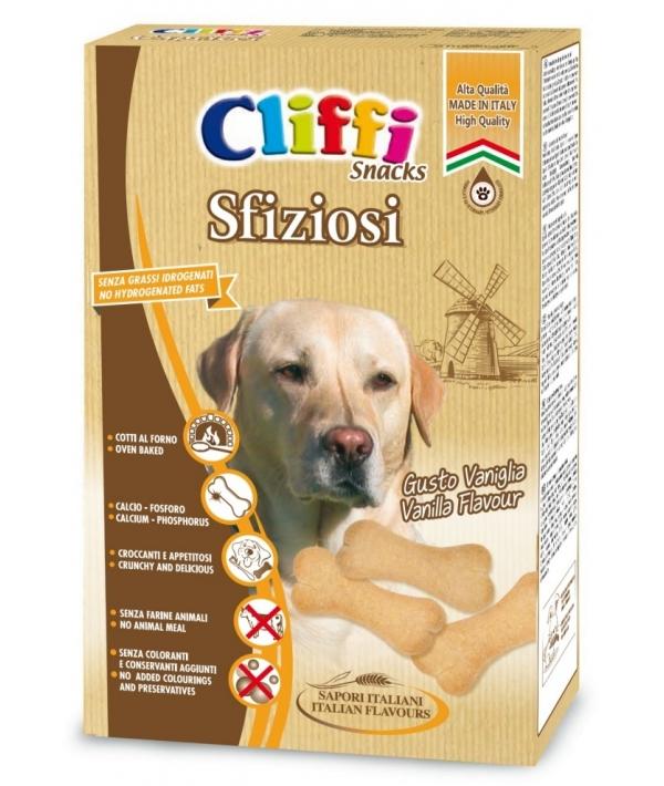 """Лакомство для собак """"Бисквиты с кальцием"""" (Sfiziosi) PCAT209"""