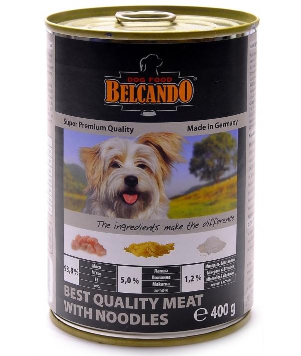 Конс. Мясо с лапшой (Quality Meat & Noodles) 513515