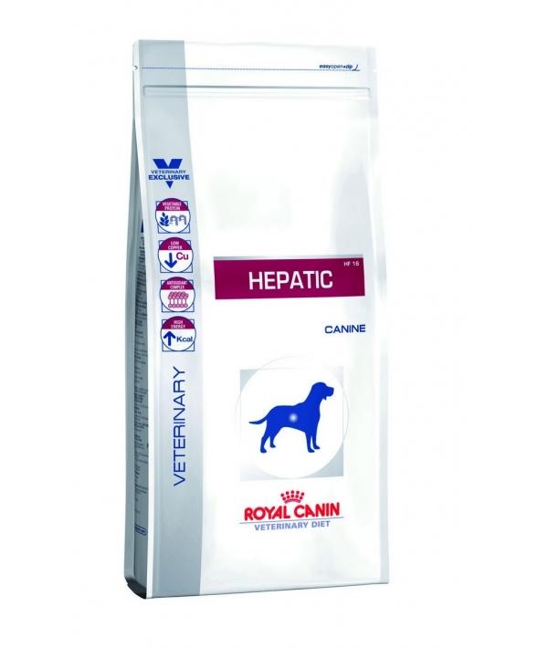 Для собак при заболеваниях печени (Hepatic HF16) 606120/ 606112