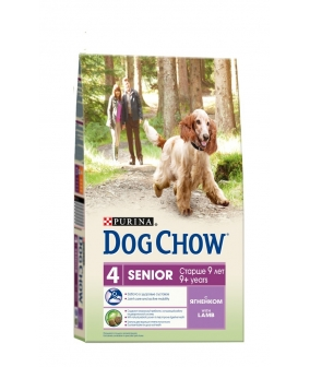 Для пожилых собак 9+ с ягненком (Senior) 12308782