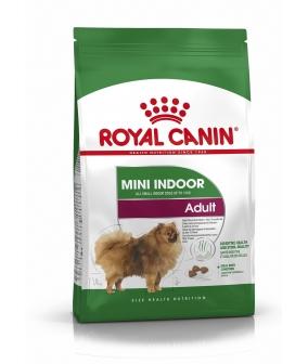Для собак малых пород, живущих преимущественно в домашних условиях (Indor Life Adult Mini) 647005