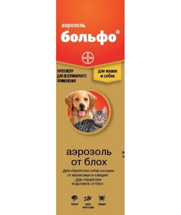 Больфо Спрей от блох д/собак и кошек – 13268
