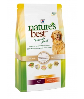 Nature's Best для взрослых собак крупных пород с курой и овощами (Adult Large) 5598M