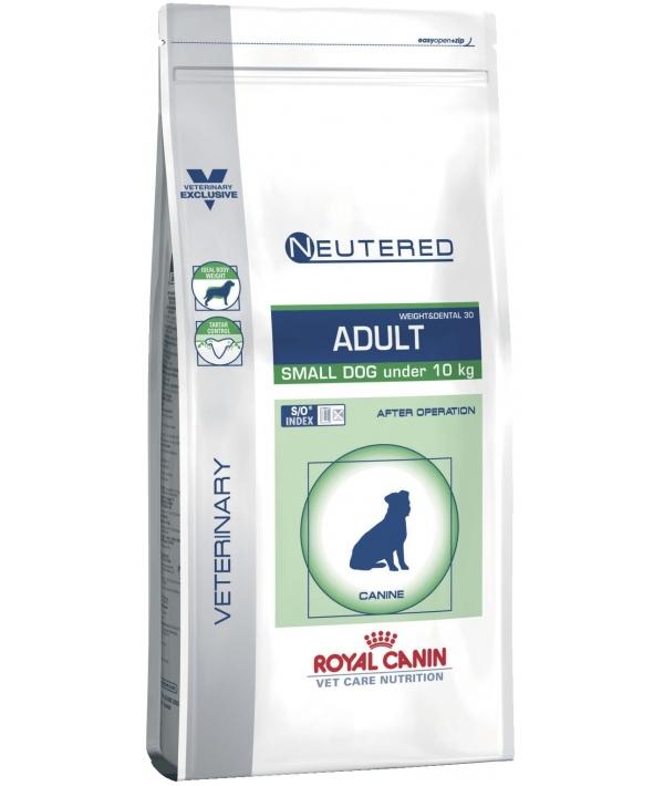 Для кастрированных собак малых пород (Neutered Adult Small Dog) 554035