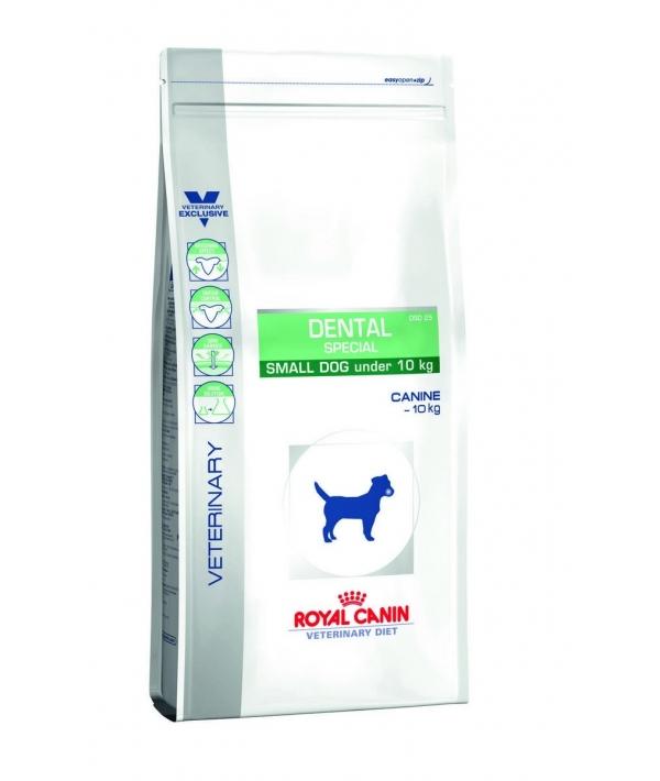Для собак до 10 кг для гигиены полости рта и чистки зубов (Dental Special Small) 615020