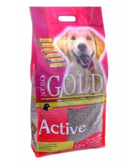 Для Активных собак: Курица и рис (Adult Active)