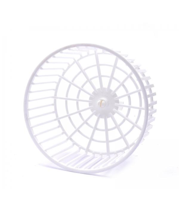 Пластиковое колесо для хомяков ø 15 * 10 см (Plastic hamster wheel) 3431