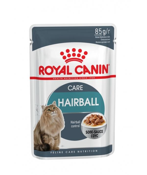 Кусочки в соусе для вывода шерсти (Hairball care in gravy ) 800001