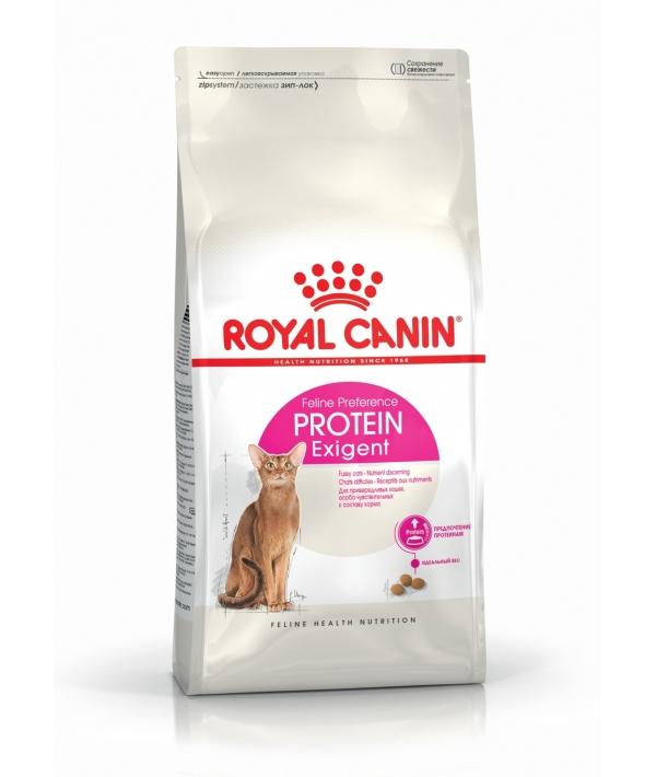Для кошек, привередливых к СОСТАВУ (Exigent 42 Protein Preference) 472004/ 472104