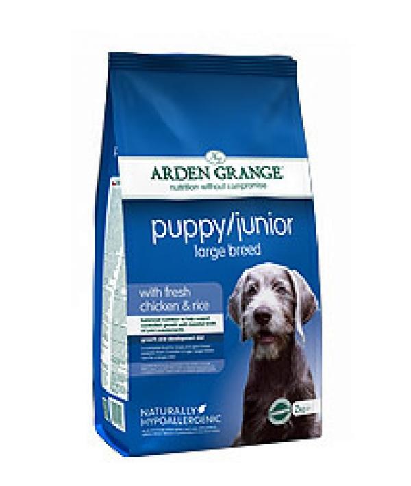 Для щенков и молодых собак крупных пород с курицей (Puppy/Junior Large Breed) AG602341