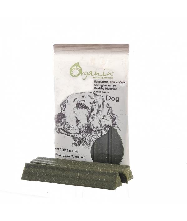 """Лакомства для собак Зубные палочки """"Дентал Стик"""" мини с Эвкалиптом. (Dental Sticks Small Fresh) Eucaliptus"""