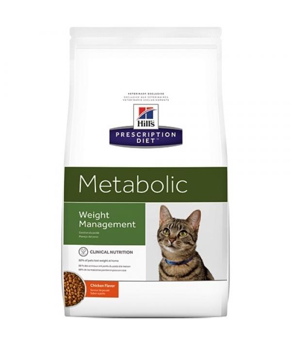 Metabolic для Кошек – Улучшение метаболизма (коррекция веса) 2148M