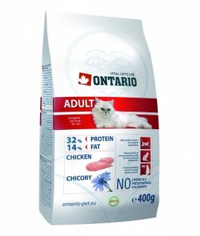 Для взрослых кошек с курицей (ONTARIO Adult 2kg) 213 – 0027