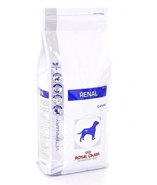 Для собак при почечной недостаточности (Renal) 640240