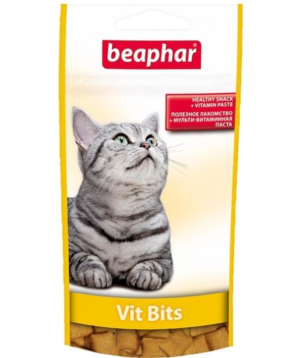 Лакомство для кошек с витаминной пастой (Vit Bits), 75шт. (12625)