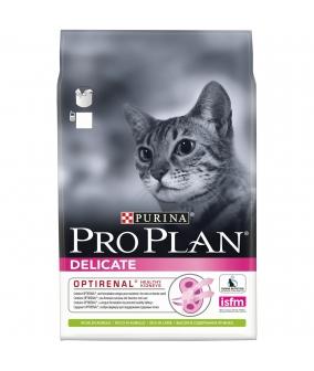 Для кошек с чувств.пищеварением ягненок (Delicate) 12322752