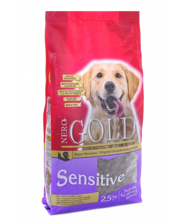 Для Чувствительных собак с Индейкой и рисом (Sensitive Turkey 23/13)