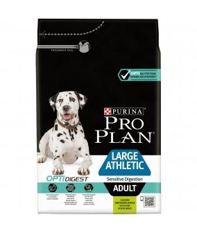 Для собак крупных пород Атлетически сложенных с чувствительным пищеварением с ягненком (Adult Large Breed Athletic Lamb) 12294634