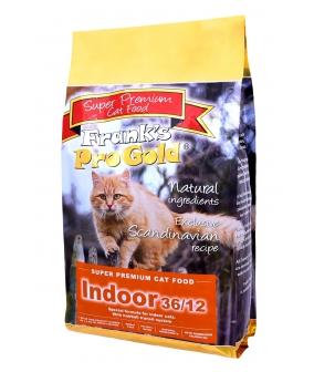 Для домашних и кастрированных кошек (Indoor 28/14)