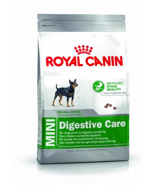 Для собак малых пород – забота о пищеварении (Mini Digestive Care) 388008