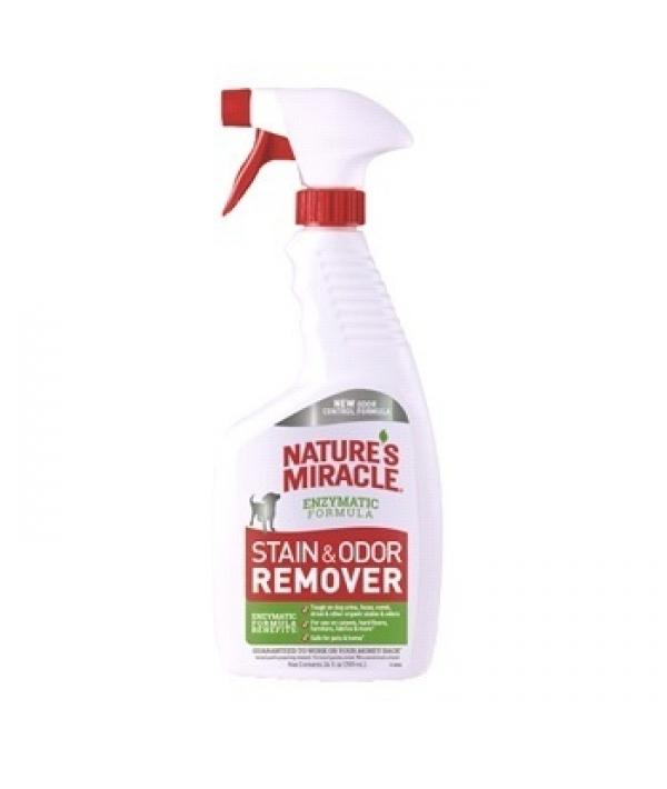 Универсальный спрей – уничтожитель пятен и запахов для собак (Stain&Odor Remover), enm5104/ENM96962