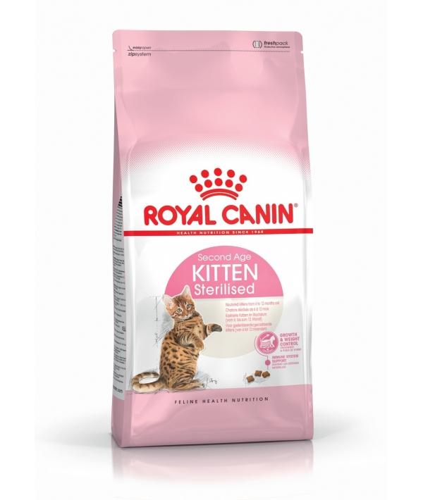 Для котят с момента операции до 12 мес. (Kitten Sterilized ) 532040/ 532240