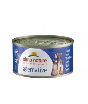 "Консервы для собак ""Тунец"", 55% мяса (HFC ALMO NATURE ALTERNATIVE DOGS TUNA) 5360"
