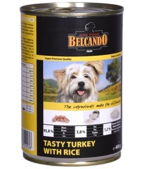 Конс. Индейка с рисом (Tasty Turkey & Rice) 513535