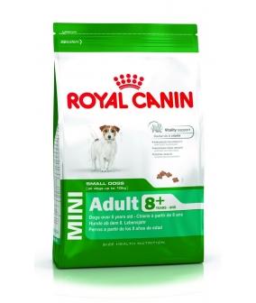 Для пожилых собак малых пород (до 10 кг): старше 8 лет (Mini Adult 8+) 327020 / Mini Adult 8+
