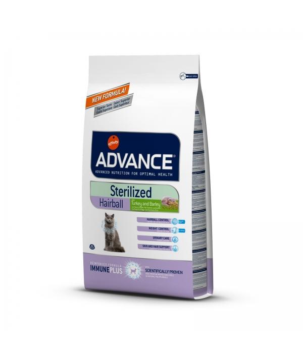 Для вывода шерсти у стерилизованных кошек (Sterilized Hairball) 921864