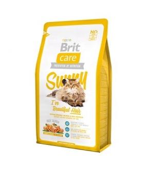Сухой корм для кошек, для ухода за кожей и шерстью (132619)
